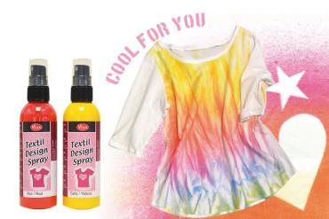 Textil design Spray 100 ml