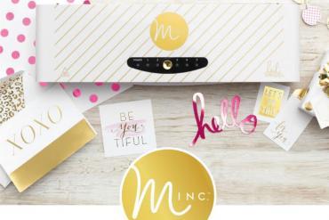 Minc metallic foil applicator y starter kit de Heidi Swapp