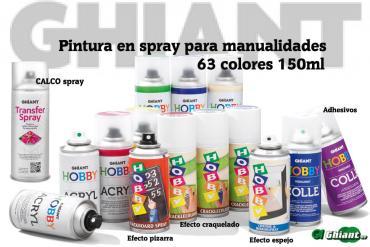 Pintura en Spray para manualidades 150ml