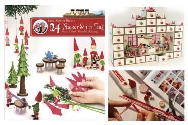 Kits y revistas de quilling navidad
