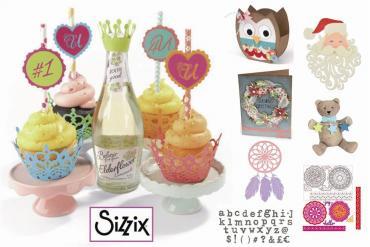 Todo sobre Sizzix en Arenart