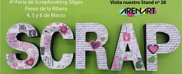 Feria de Scrapbooking de Sitges 2016