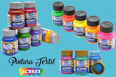 Pintura Textil Acrilex