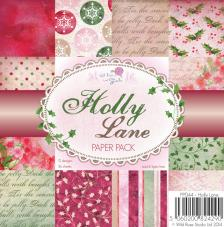 36 papers 15,5x15,5 cm - Holly Lane
