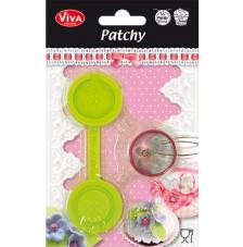Patchy Button Big 11cm