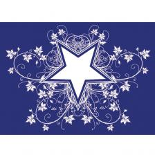 Stencil My Style Estrella 21x29,5 cm