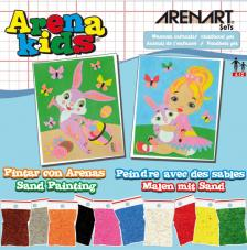 ArenaKids: Mascota infantil