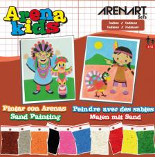 ArenaKids: Indis