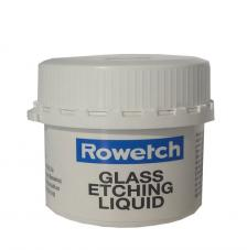 Acido para grabar vidrio Rowetch 60 cc