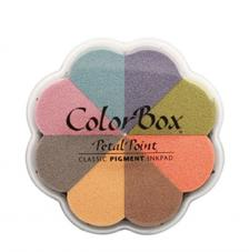 Petalo 8 tintas colorbox secado lento. Shabby Chic.