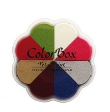 Petalo 8 tintas colorbox secado lento. Celebrate.