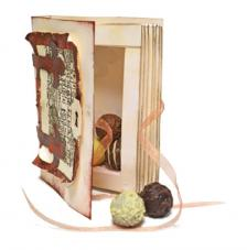 Patron libro 13x16x4,5 cm