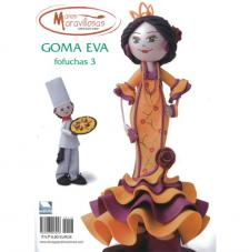 Revista Goma Eva. Fofuchas 3