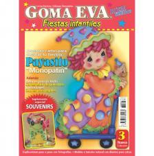Revista Goma Eva Fiestas Infantiles 3