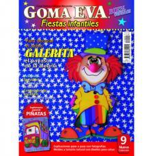 Revista Goma Eva Fiestas Infantiles 9