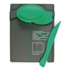 Plegadora per fer caixes pillow