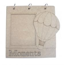 Album 2 fulles Moments 25x25 cm