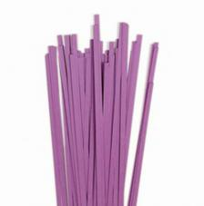 80 Quiling paper strips 45 cm x 5 mm. 120 gr