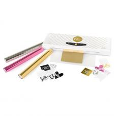 Minc metallic foil applicator y starter kit.