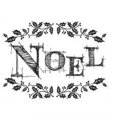Segell de cautxu A7 Noel Dinkie