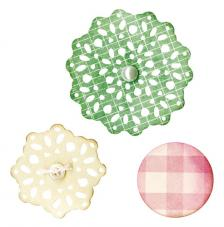 Sizzix Thinlits Set- Lace Decorator