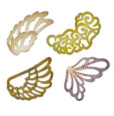 Sizzix Thinlits - Wings