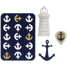Sizzix Thinlits- Nautical