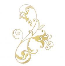 Sizzix Thinlits - Flor elegant
