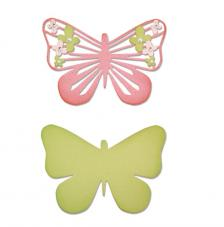 Sizzix Thinlits Set-Graceful Butterfly 2