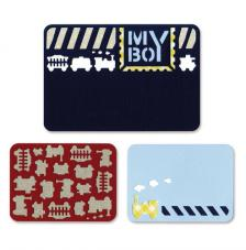 Sizzix Thinlits Die Set- My Boy
