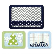 Sizzix Thinlits Die Set- Winter