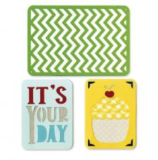 Sizzix Thinlits Die Set- Birthday 2