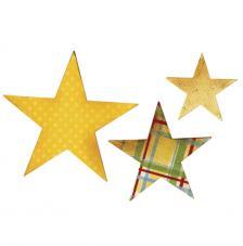 Troquel Sizzix Bigz. Estrellas