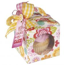 Sizzix Bigz XL- Box, Cupcake