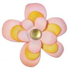 Troquel Sizzix Bigz. Flor botánica 2