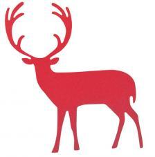 Sizzix Bigz - Proud Deer