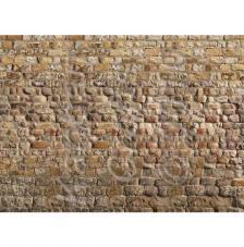 Stone Wall. Lamina A4