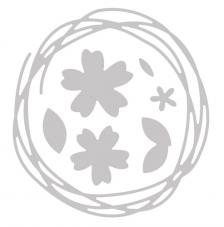 Troquel Flor de Primavera