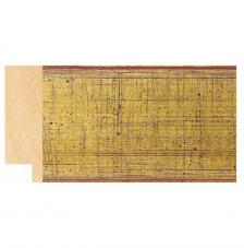 Moldura oro envejecido 4,3x1,4 cm. Ref.3504/31