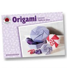 Revista Origami Instruction Taekos Box