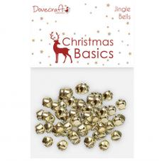 Jingle Bells Christmas Basics Gold