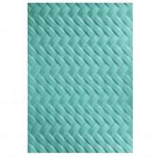 Textura embossing Sizzix. Woven