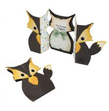 Sizzix Thinlits - Card Fox