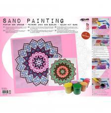 Sand Painting Mandalas 7