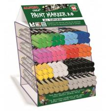 Expositor Permanente Paint Marker Alpino. 96 unid.