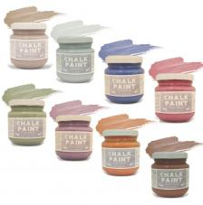 Chalk Paint 120ml. 54 colores