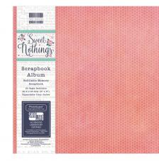 Scrapbook Album Sweet Nothings 20,3x20,3