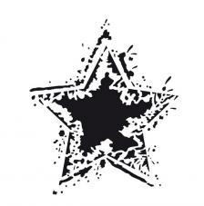 Stencil 21x29,7 cm. Modelo 805