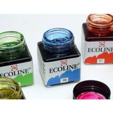Ecoline acuarela liquida 30 ml. 48 colores