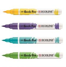 Rotulador de acuarela Brush Pen Ecoline. 59 colores